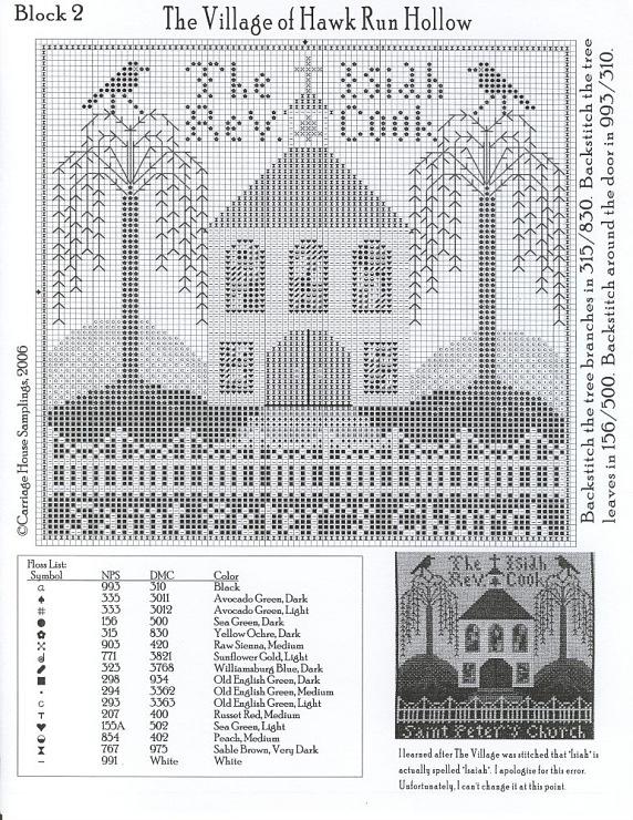 (2) Gallery.ru / Foto # 18 - Samplers Casa Cariage - krystalbrode