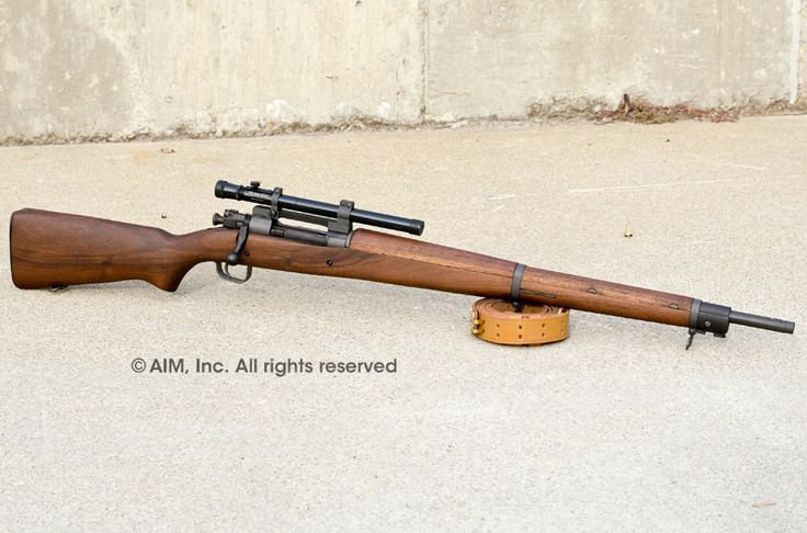 US M1903A4 Springfield 30.06 Rifle