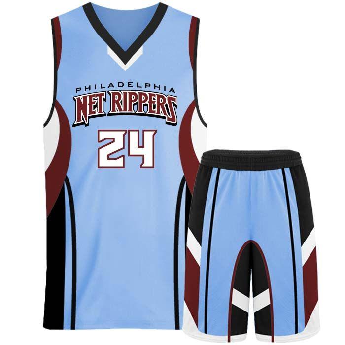 5ea0fbbb0cb Elite High Flyer - Custom Basketball Uniform