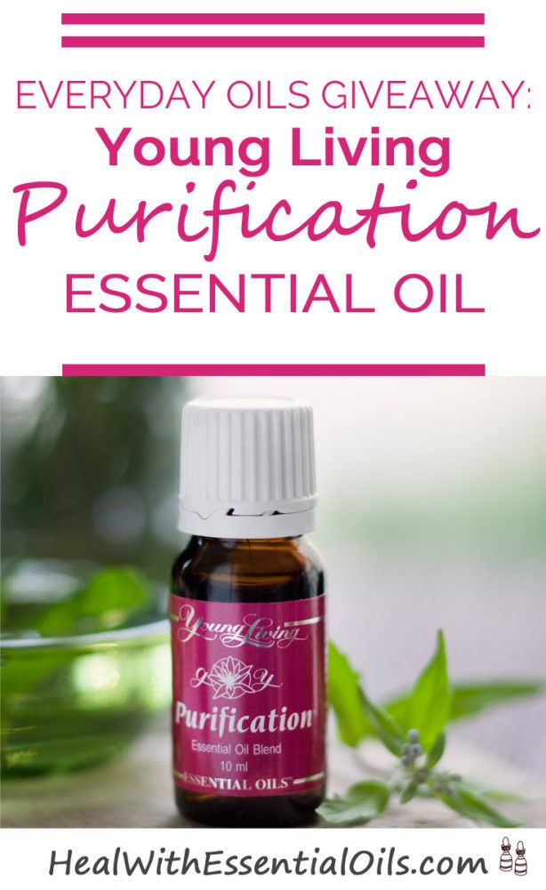 young living giveaway everyday oils giveaway young living purification essential oil 6173