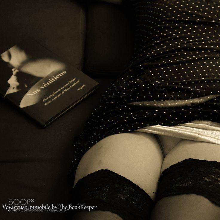 Voyageuse immobile. by bookanton
