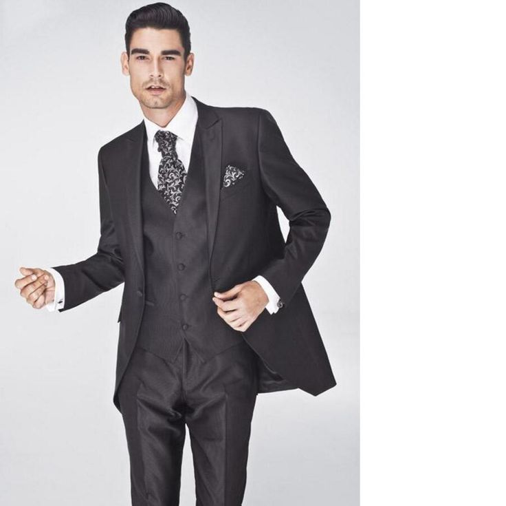 http://fashiongarments.biz/products/high-quality-mens-suits-a-grain-of-buckle-formal-occasions-three-piece-suit-handsome-men-groom-best-man-wedding-dress/,   Welcome to my shop Color and Size And Style :Custom Made All Suits can custom made adult and boy size you can measure yourself follow the measurement picutre and just leave your custom measurements and the color you want under the order when you place it, we will make the suits follow your custom measurements and color.…