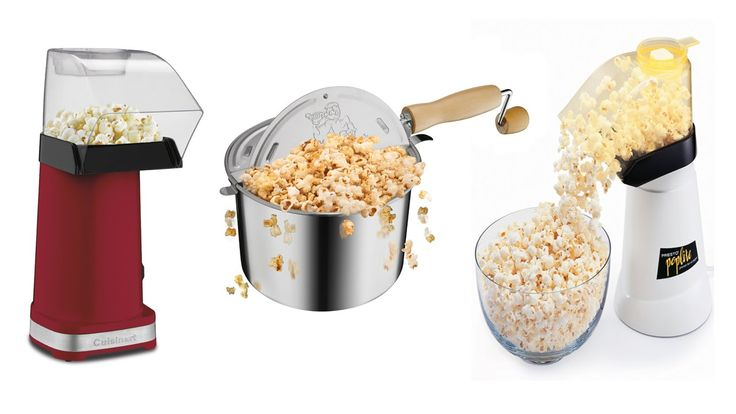 Top 5 Best Popcorn Popper Reviews 2016 Best Popcorn Maker