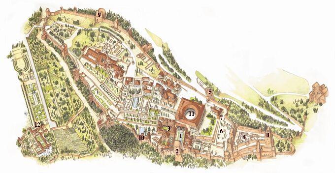 9385.jpg (680×352)   План Альгамбры