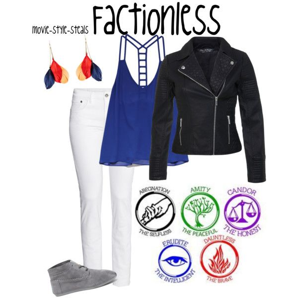 Divergent : Factionless