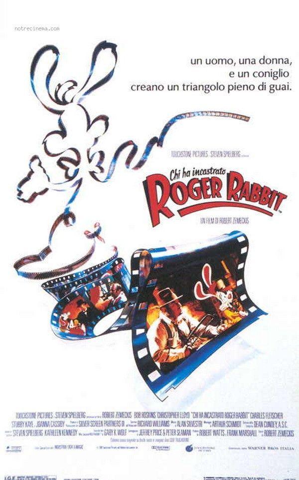 Woody Woodpecker Roger Rabbit | affiche Qui veut la peau de Roger Rabbit ? 24126