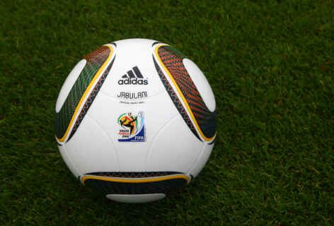 "Jabulani Wold Cup Ball 2010 ""JABULANI"", the Official Match Ball for the 2010 FIFA World Cup South Africa. #football #fifa #worldcup"