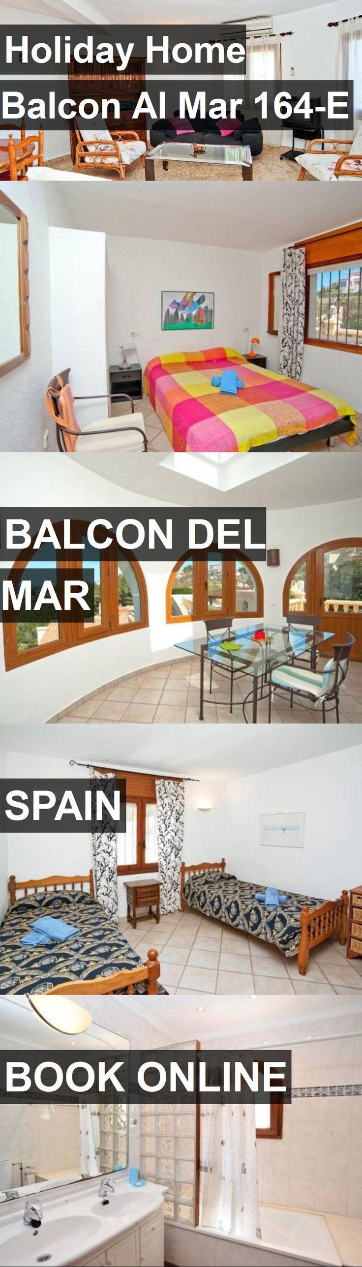 Hotel Holiday Home Balcon Al Mar 164-E in Balcon del Mar, Spain. For more information, photos, reviews and best prices please follow the link. #Spain #BalcondelMar #HolidayHomeBalconAlMar164-E #hotel #travel #vacation
