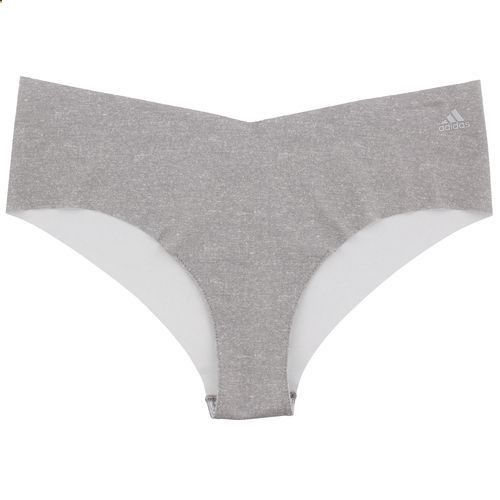 Adidas Womens Seamless Single Hipster Underwear (Heather Grey, Size Large) - Womens Athletic Apparel, Womens Core/Basic Bottoms at Academy Sports