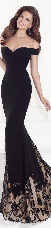 158  irresistible vestido de fiesta negro