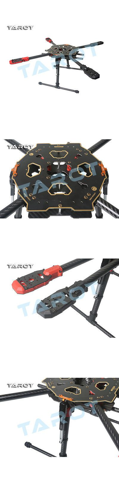 Chassis Plates Frames and Kits 182198: Authorized Tarot 650 Sport Quadcopter Frame With Landing Gear Tl65s01 -> BUY IT NOW ONLY: $145.99 on eBay!