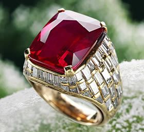 graff ruby laurence graff a london jeweler paid a record a carat for