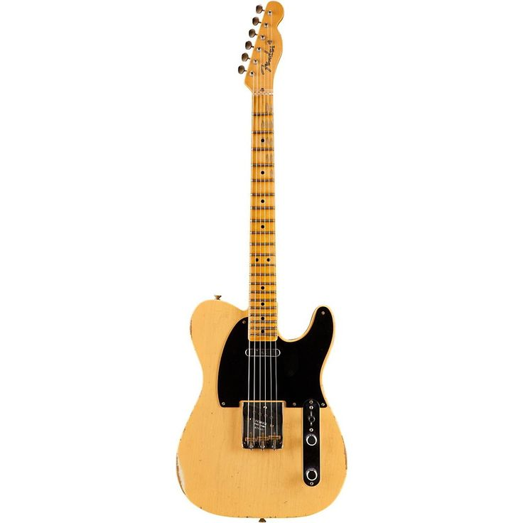 Fender Custom Shop 1951 Nocaster Relic Twisted Telecaster Pickups Elec