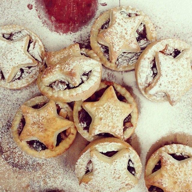 Jamie Oliver's mince pies