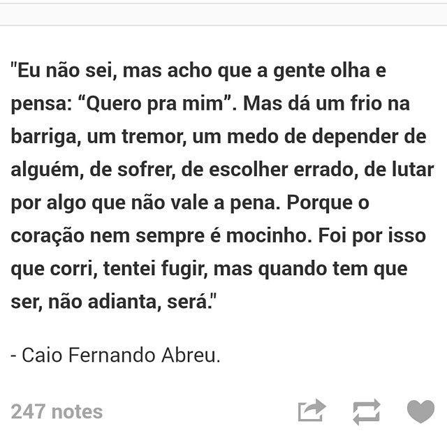 Caio Fernando Abreu @recitandocaio Instagram photos | Websta