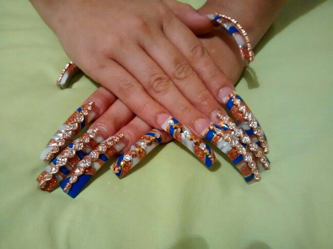 7 best miis uñas bellas images on Pinterest   Cute nails, Pretty ...