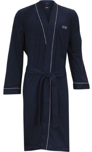HUGO BOSS Men's Kimono Robe