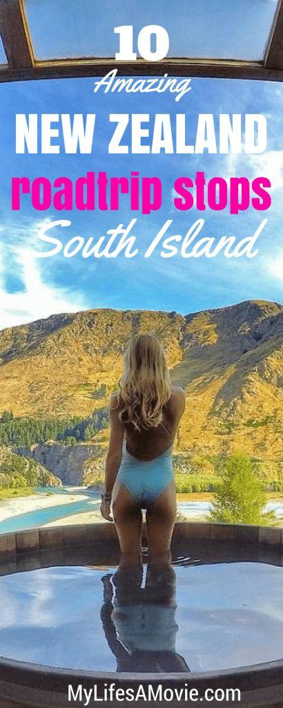 10 Best New Zealand Roadtrip Stops: South Island - My Life's A Movie
