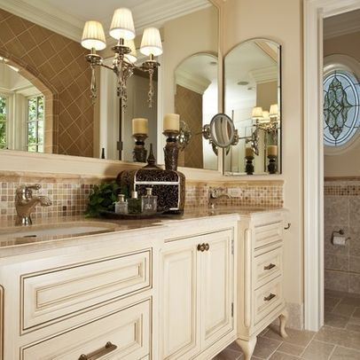 French Country Bathrooms Design Ideas, Pictures, Remodel, and Decor