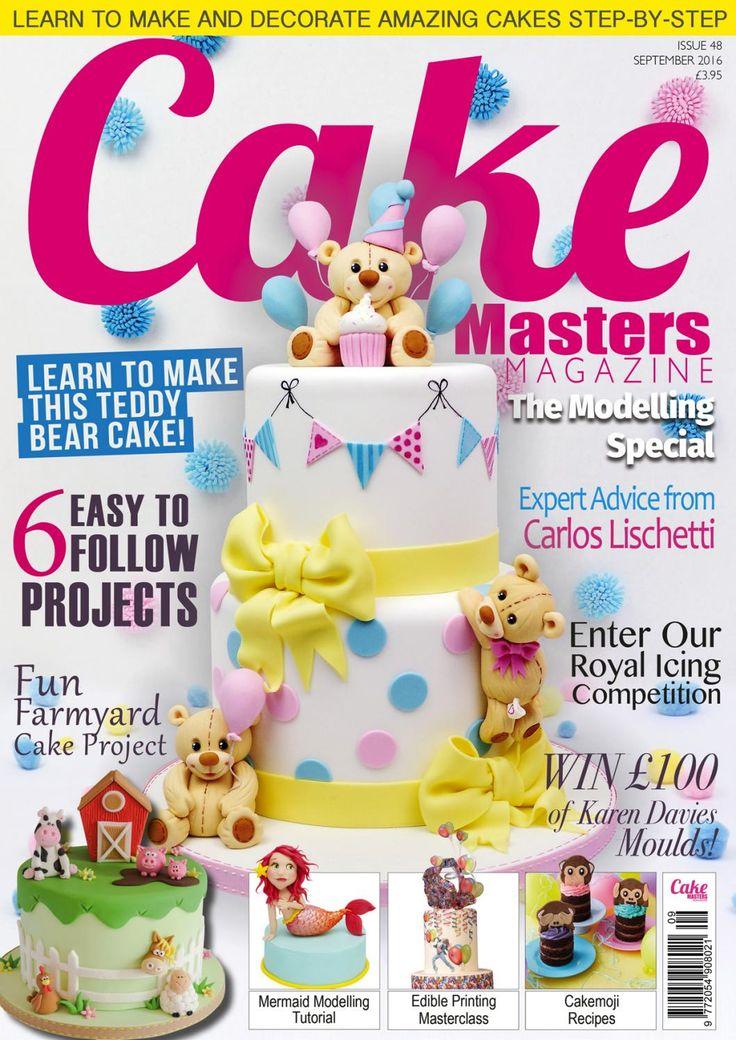 Cake Masters 09 2016  Cake Masters Magazine September 2016