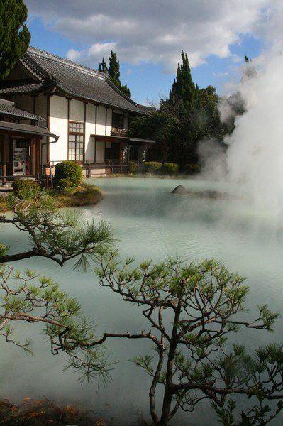 Beppu hot spring, Japanღஜღ~|cM