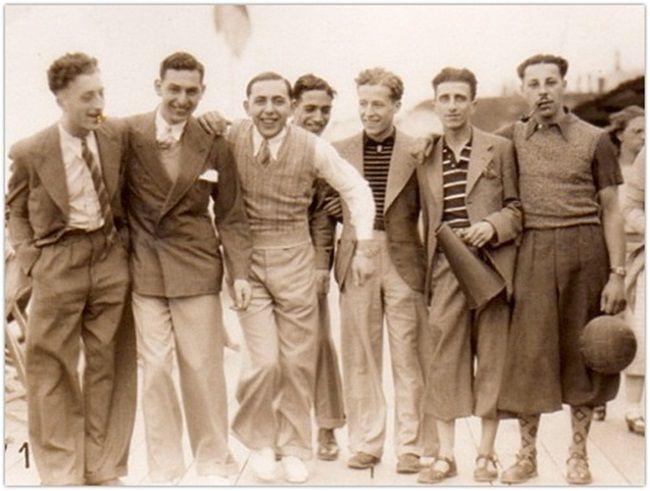 1930s mens fashion