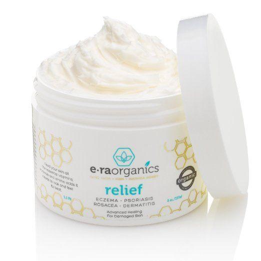 Psoriasis Amp Eczema Cream 8oz Advanced Healing Non Greasy