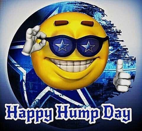 Happy Hump Day Cowboys Family!