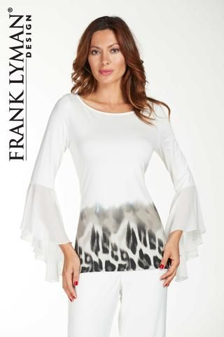 Stylish tunic. Proudly Made in Canada