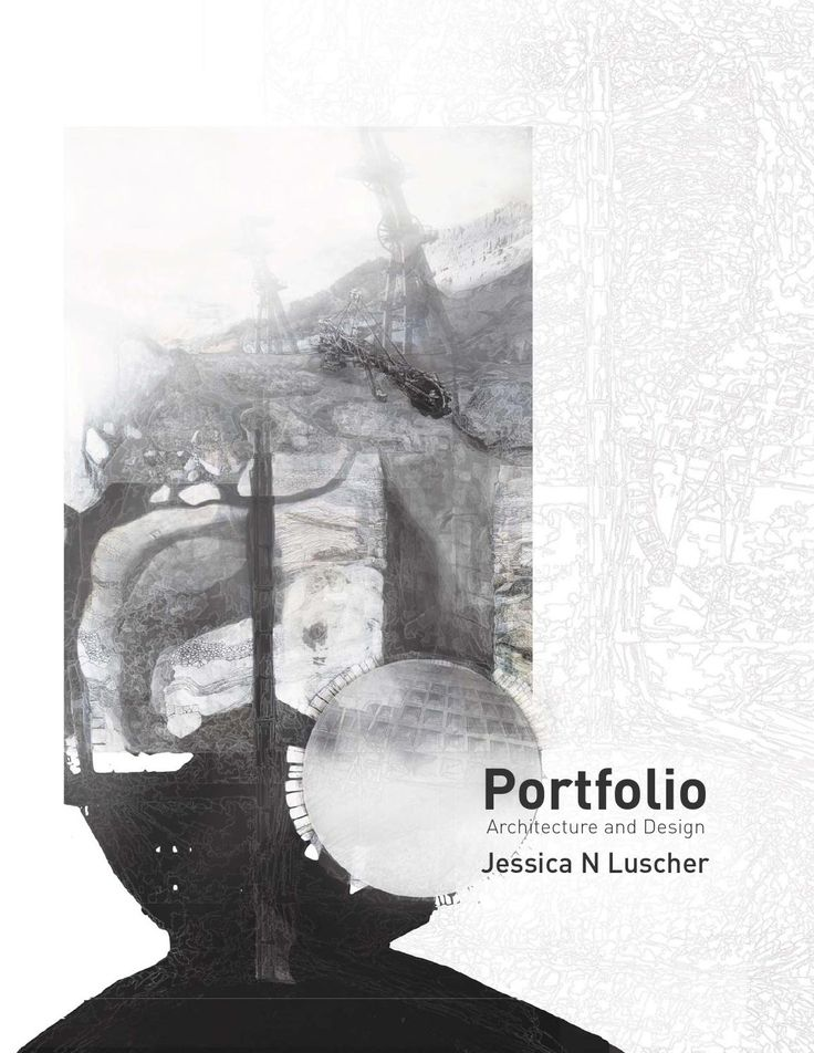 Jessica N Luscher RISD BArch Portfolio July 2014  This portfolio summarizes my…