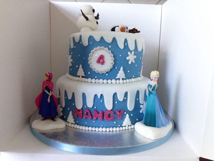 Princess Belle Birthday Cake Asda