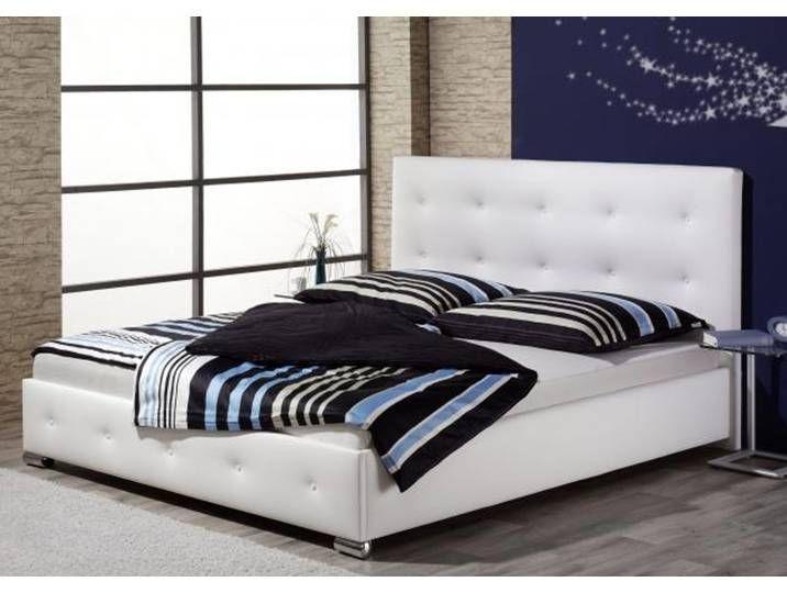 Joska Polsterbett Weiss 100x200 Cm Ohne Matratze Lattenrost Home Decor Bed Furniture