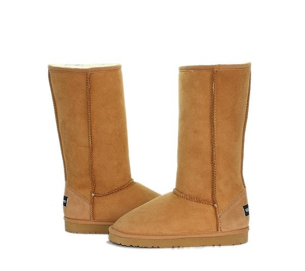 Classic Tall Sheepskin Boots from Shepherds Life London.