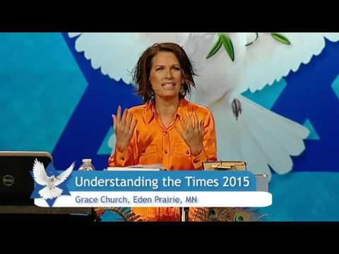 Perilous Times: When America Abandons The Role Of Global Leadership - Michele Bachmann - YouTube