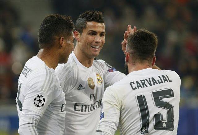 Carvajal : Kemampuan Ronaldo Tidak di ragukan Real Madrid