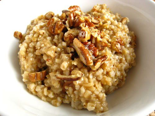 Buttered Pecan Toasted Oatmeal ***really good***