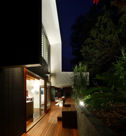 Lighthouse, Bardon by Shaun Lockyer Architects.