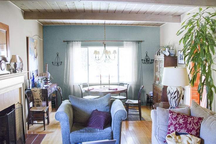 interesting living room | 1000+ images about Sherwin Williams Interesting Aqua on ...