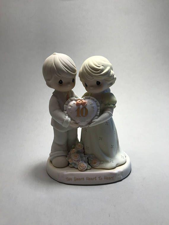 TENTH ANNIVERSARY GIFT Vintage Anniversary gift Precious