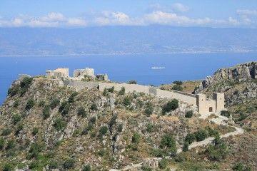 castello sant'aniceto motta san giovanni reggio calabria