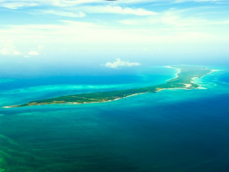 An aerial view of Vamizi Island, Mozambique.  BelAfrique - Your Personal Travel Planner - www.belafrique.com