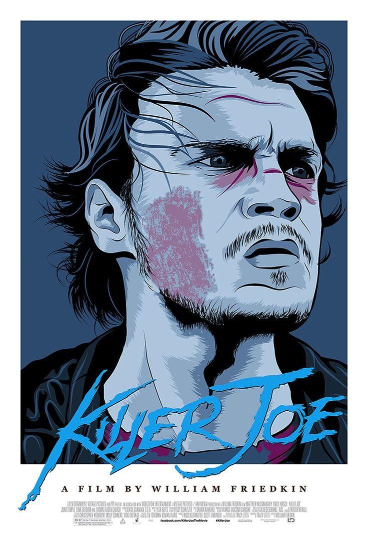 Title: Killer Joe  Artist: Greg Bunbury
