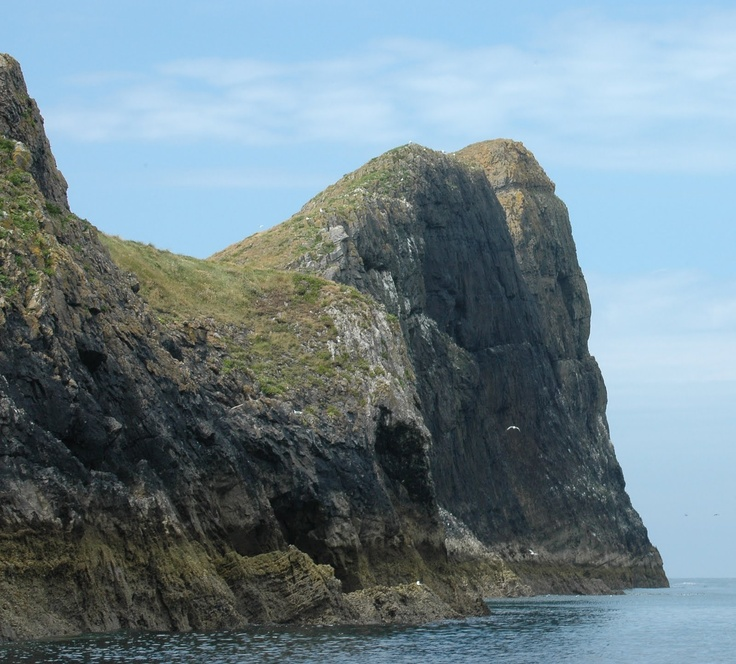 Worms Head, Gower