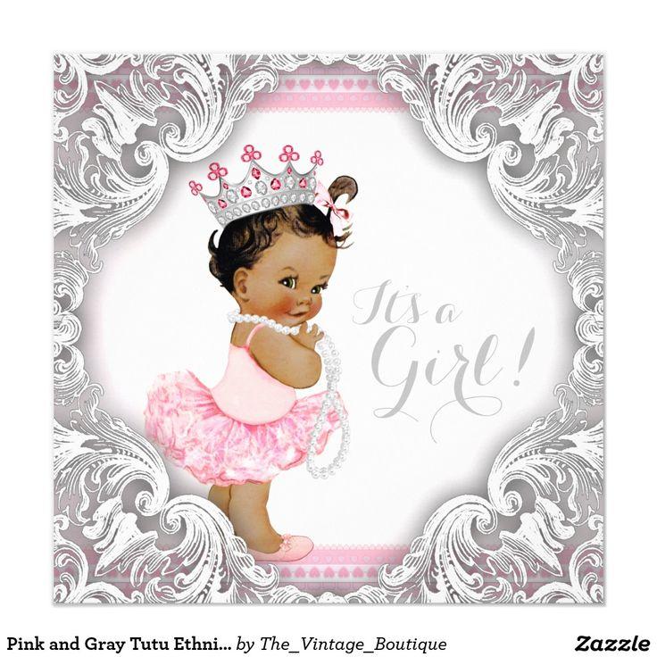 75 best Ballerina Baby Shower images on Pinterest   Ballerina baby ...