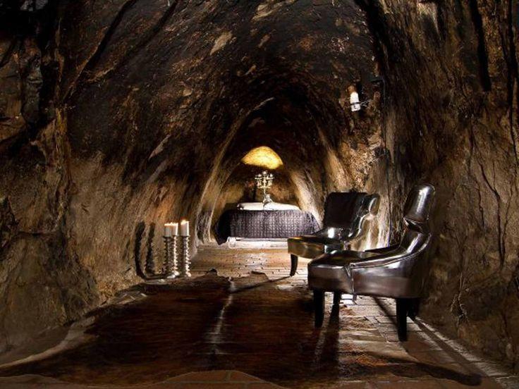 Elegant Underground hotels Stay in a former silver mine or underwater island