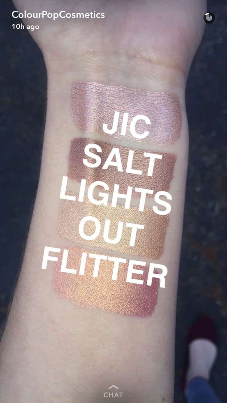 1000+ Ideas About Colourpop Eyeshadow Swatches On
