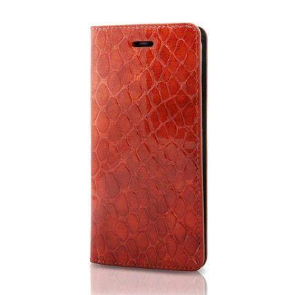 i-phone 6・6S用 ピアソラPR-6/オレンジ