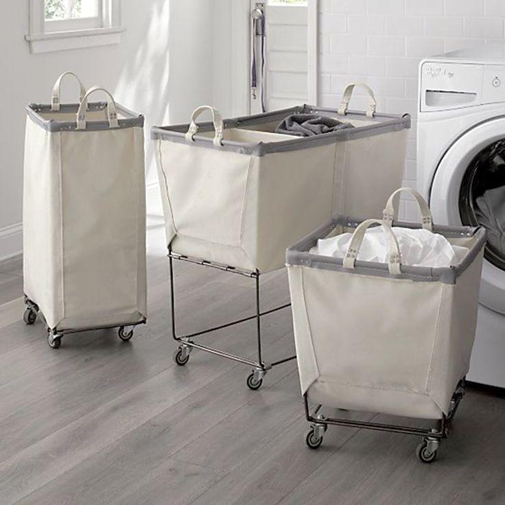 stapelbare hotel commerciële canvas vuile wasmand met wielen benen-afbeelding-Waszakken& manden-product-ID:60341679144-dutch.alibaba.com