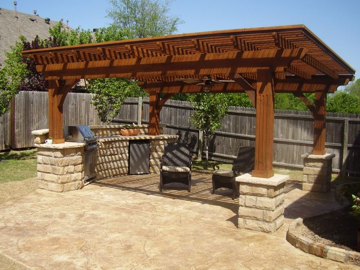 find this pin and more on outdoor kitchen garden design patio - Outdoor Kitchens And Patios Designs