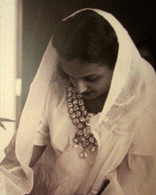 Gayatri Devi, Queen of Jaipur, India